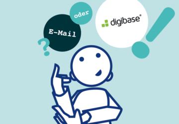 Geschäftspost per E-Mail verschicken? Richtig oder falsch?