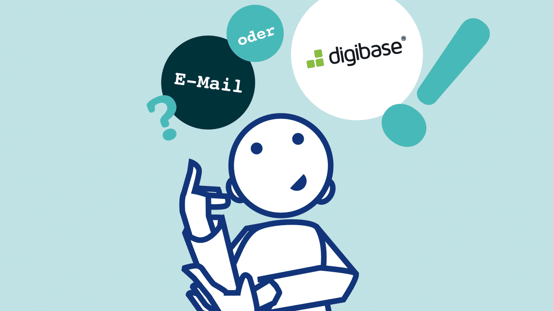 digibase Magazin Banner - Post per E-Mail versenden