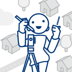 Illustration digibase für Planungsbüros (Postversand)